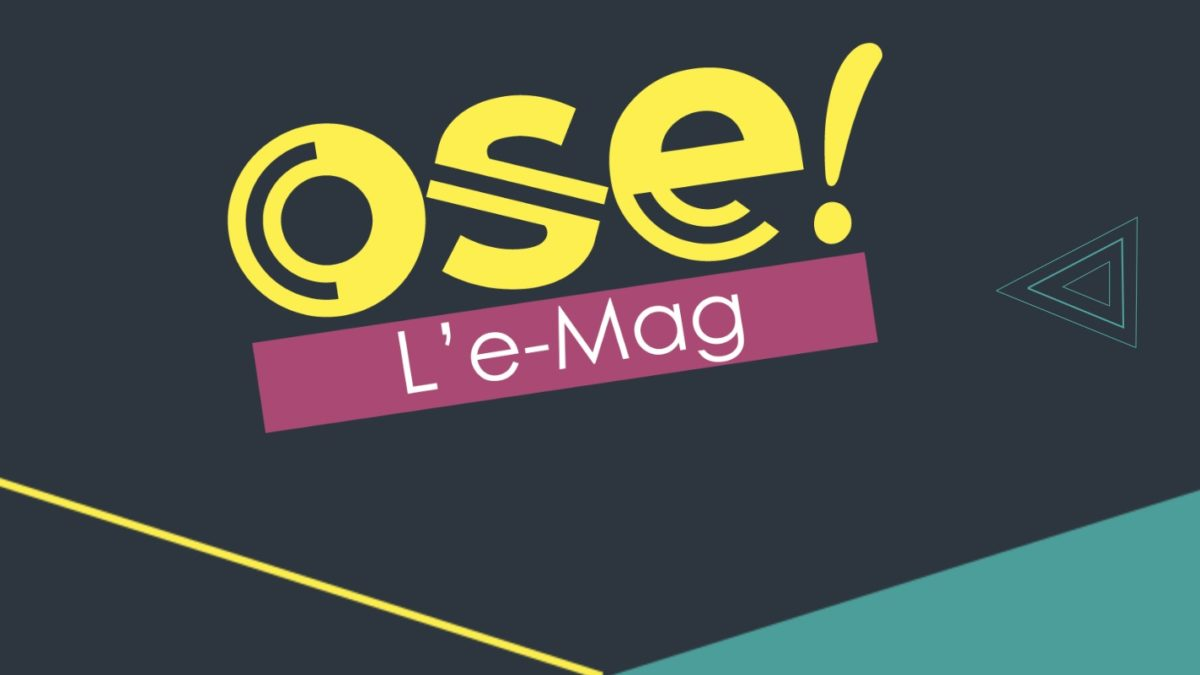 OSE! lance son emag